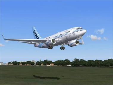 BOEING 737 FLIGHT SIM EXPERIENCE 60 MINUTES IN DEVON