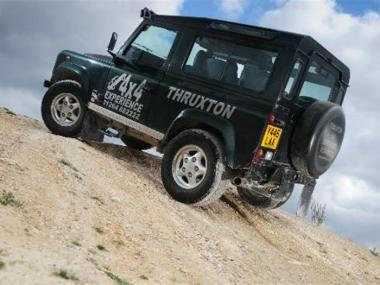 4x4 OFF ROAD EXPERIENCE HAMPSHIRE