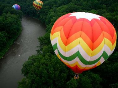 HOT AIR BALLOON EXPERIENCE