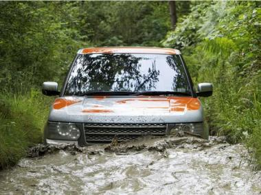 HALF DAY LANDROVER 4x4 DRIVING EXPERIENCE