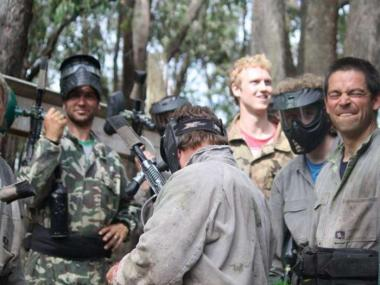 63% OFF - PAINTBALL FULL DAY