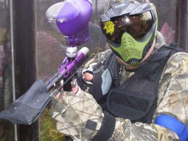 66% OFF - PAINT BALLING HALF DAY