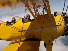 TIGER MOTH BI-PLANE FLYING EXPERIENCE 30 MINUTES