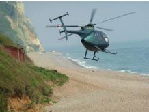 JURASSIC COAST BY PRIVATE HELICOPTER FOR TWO