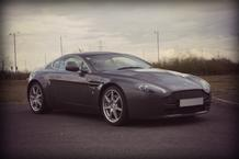 ASTON MARTIN 60 MINUTE ROAD DRIVING EXPERIENCE