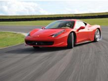 20% OFF - FERRARI WHITE KNUCKLED PASSENGER THRILL RIDE