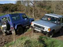 7% OFF - HALF DAY 4X4 OFF ROAD FOR TWO IN CORNWALL