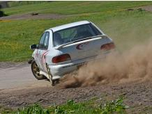 RALLY DRIVING TASTER
