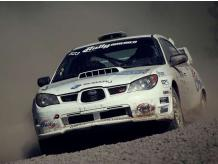 SUBARU RALLY DRIVING EXPERIENCE - HALF DAY