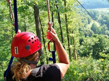 ZIP WIRE EXPERIENCE