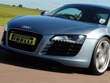 AUDI R8 PLUS+ DRIVING EXPERIENCE