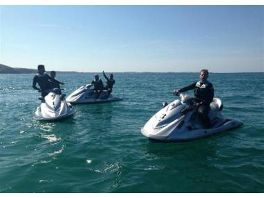 JET SKI MINI SAFARI IN CORNWALL