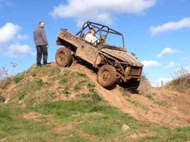 FULL DAY OFF ROAD 4X4 DRIVING EXPERIENCE NEAR BRISTOL