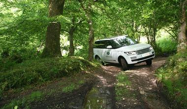 FULL DAY LANDROVER 4x4 DRIVING EXPERIENCE