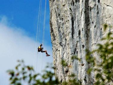 ABSEILING EXPERIENCE