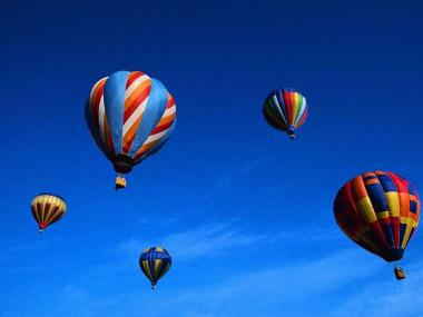 10% OFF - HOT AIR BALLOON PRIVATE FLIGHT FOR TWO