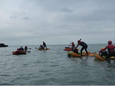 11% OFF - SEA KAYAKING SAFARI IN DEVON