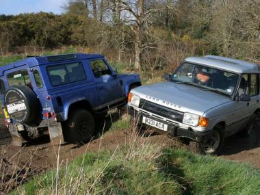 6% OFF - FULL DAY 4X4 OFF ROADING FOR TWO IN CORNWALL