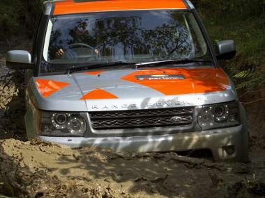 RANGE ROVER 4x4 EXPERIENCE FULL DAY