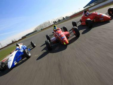 12% OFF - FORMULA FORD RACING CAR EXPERIENCE