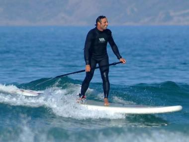 STAND UP PADDLE BOARD INTRODUCTION