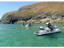JET SKI MINI SAFARI IN CORNWALL FOR TWO