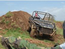FULL DAY OFF ROAD 4X4 DRIVING EXPERIENCE NEAR BRISTOL FOR TWO