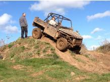 HALF DAY OFF ROAD 4X4 DRIVING EXPERIENCE BRISTOL