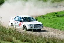 JUNIOR SUBARU RALLY DRIVING EXPERIENCE