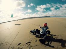 KITE BUGGY EXPERIENCE IN DEVON