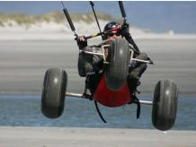 KITE BUGGY EXPERIENCE IN CORNWALL