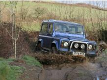 HALF DAY 4X4 OFF ROADING ONE TO ONE EXPERIENCE IN CORNWALL